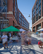 Arts Walk at Monroe Street Market - Maurice Walters Architect
