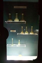 Glass Objects, Roman Ruins, Girne Castle