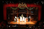 Alley Theatre. A Christmas Carol. Backstage Tour. 12.8.12