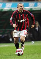 "Cristian Brocchi (Milan) <br /> <br /> Italian ""Serie A"" 2006-2007<br /> <br /> 25 Nov 2006 (Match Day 13)<br /> <br /> Milan-Messina (1-0)<br /> <br /> ""Giuseppe Meazza"" Stadium-Milano-Italy<br /> <br /> Photographer:Andrea Staccioli Inside"