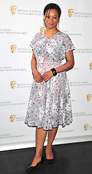© licensed to London News Pictures. London, UK  08/05/11 Nina Sosanya attends the BAFTA Television Craft Awards at The Brewery in London . Please see special instructions for usage rates. Photo credit should read AlanRoxborough/LNP