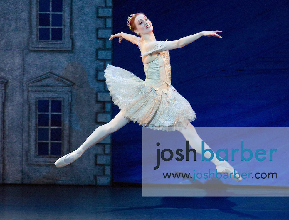 """Gillian Murphy during American Ballet Theatre's performance of """"The Nutcracker"""" at Segerstrom Center for the Arts on Thursday, December 10, 2015 in Costa Mesa, California. (Photo/Josh Barber)"""