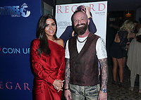 Marisol Nichols and Justin Peck at Regard Cares Celebrates Fall Issue Featuring Marisol Nichols held at Palihouse West Hollywood on October 02, 2019 in West Hollywood, California, United States (Photo by © L. Voss/VipEventPhotography.com)