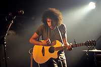 Lead singer and guitarist Matt Hickman, and bass player Ruairidh MacDougall, perform at King Tut's.