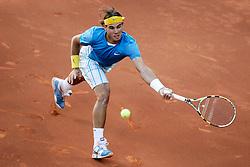 16.05.2010, Centercourt, Madrid, ESP, ATP World Tour, Madrid Open Men s Single, Finale, im Bild Rafael Nadal, EXPA Pictures © 2010, PhotoCredit: EXPA/ Alterphotos/ Alvaro Hernandez / SPORTIDA PHOTO AGENCY