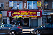 Bethel Christian Church / Eglise Chretienne de Bethel Disciples de Christ, 1098 Flatbush Avenue, Brooklyn.