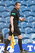 PORTRAIT Douglas Ross, (Assistant referee)  during the Scottish Premiership match between Rangers and Ross County at Ibrox, Glasgow, Scotland on 4 October 2020.