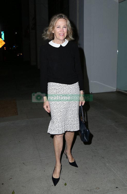 Sharon Stone, Melanie Griffith, at discussion to raise awareness for Women's Brain Health at Gagosian Gallery in Los Angeles, California October 18, 2017. 18 Oct 2017 Pictured: Catherine O'Hara. Photo credit: FS/MPI/Capital Pictures / MEGA TheMegaAgency.com +1 888 505 6342