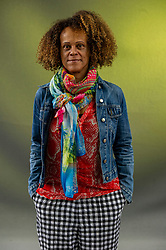 Pictured: Bernardine Evaristo<br /><br />Bernardine Evaristo, MBE FRSL FRSA, FEA, is a British author of eight works of fiction. Her writing includes books, verse, short fiction, drama, poetry, essays, literary criticism, and projects for stage and radio. Two of her books, The Emperor's Babe and Hello Mum, have been adapted into BBC Radio 4 dramas<br />.<br />Ger Harley | EEm 14 August 2019