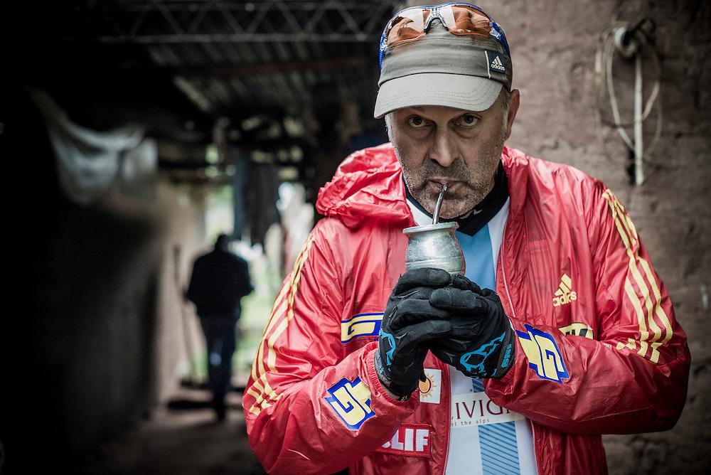 Hans Rey, MTB legend, Argentina.