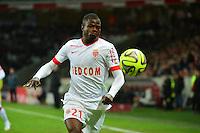 Uwa Echiejile ELDERSON  - 24.01.2015 - Lille / Monaco - 22eme journee de Ligue1<br />Photo : Dave Winter / Icon Sport