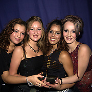 Uitreiking populariteitsprijs 2002,