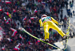 KRANJEC Robert of Slovenia during the Flying Hill Team Event at 3rd day of FIS Ski Jumping World Cup Finals Planica 2013, on March 23, 2013, in Planica, Slovenia. (Photo by Vid Ponikvar / Sportida.com)
