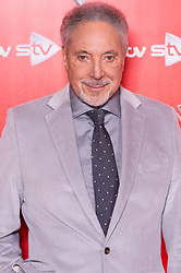 © Licensed to London News Pictures. 03/01/2018. London, UK. SIR TOM JONES attends the Launch of The Voice UK 2018 press launch on ITV. Photo credit: Ray Tang/LNP