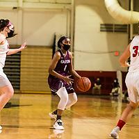 Women's Basketball: Albright College Lions vs. Eastern University Eagles