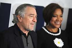 NEW YORK, NY - DECEMBER 13: Robert De Niro, Grace Hightower attends the premiere of 'Joy' at Ziegfeld Theater on December 13, 2015 in New York City....People:  Robert De Niro, Grace Hightower. (Credit Image: © SMG via ZUMA Wire)