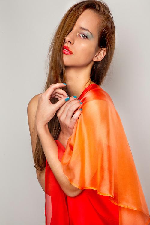 Eva Iszoro. Spring/summer 2013 collection..Concept, custom design and make-up: EVA ISZORO .Photography: MIGUEL PEREIRA.Model: LINDA JOHANN.