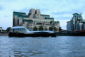 Floating art installation on the Thames – for a pricey £1.2 million.