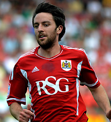 Bristol City's Cole Skuse - Photo mandatory by-line: Joseph Meredith / JMPUK - 30/07/2011 - SPORT - FOOTBALL - Championship - Bristol City v West Bromwich Albion - Ashton Gate Stadium, Bristol, England