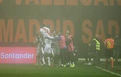 December 23, 2018 - Madrid, Madrid, SPAIN - of Rayo Vallecano in action during La Liga Spanish championship, , football match between Rayo Vallecano and Levante, December 23, in Vallecas Stadium, Madrid, Spain. (Credit Image: © AFP7 via ZUMA Wire)