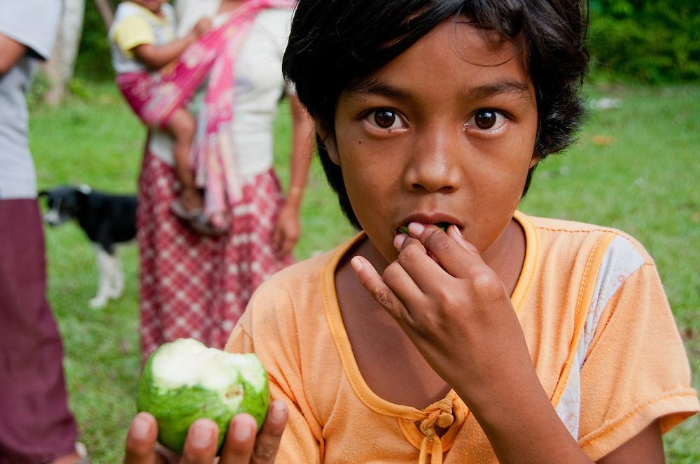 Indonesia, Sumatra, Aceh.