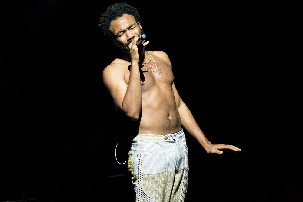 Childish Gambino brings his This Is America Tour to the United Center in Chicago, IL on September 8, 2018.