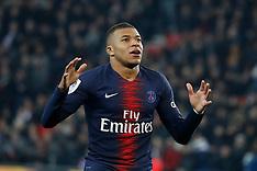 PSG v Montpellier - 20 Feb 2019