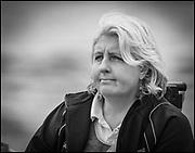 Henley-on-Thames. United Kingdom.  2017 Henley Royal Regatta, Henley Reach, River Thames. Junior Coach, Katerina KLESHNEVA  <br /> <br /> <br /> 15:05:58  Saturday  01/07/2017   <br /> <br /> [Mandatory Credit. Peter SPURRIER/Intersport Images.