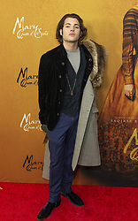 December 4, 2018 - New York, New York, United States - Peter Brant, Jr. attends the New York premiere of 'Mary Queen Of Scots' at Paris Theater  (Credit Image: © Lev Radin/Pacific Press via ZUMA Wire)