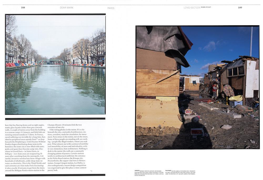 Assignment. Portrait of the metropolis Greater Paris. (France)