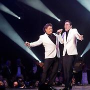 NLD/Hilversum/20120205 - Concert tbv Stichting DON, optreden Rene Froger en Jeroen van der Boom