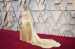 Glenn Close walking the red carpet as arriving to the 91st Academy Awards (Oscars) held at the Dolby Theatre in Hollywood, Los Angeles, CA, USA, February 24, 2019. Photo by Lionel Hahn/ABACAPRESS.COM