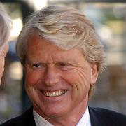 NLD/Utrecht/20050614 - Prinses Laurentien opent Civil Society congres, Commissaris van de Koninging Utrecht dhr. Boele Staal