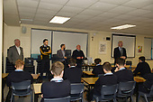 Referees Beginners Course at St. Patrick's C.S.