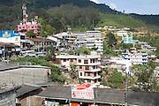 Town of Haputale, Badulla District, Uva Province, Sri Lanka, Asia