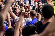 Marco Spissu<br /> Banco di Sardegna Dinamo Sassari - Happy Casa Brindisi<br /> LBA Serie A Postemobile 2018-2019 Playoff Quarti di Finale Gara2<br /> Sassari, 20/05/2019<br /> Foto L.Canu / Ciamillo-Castoria