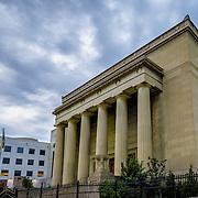 Baltimore's classical War Memorial