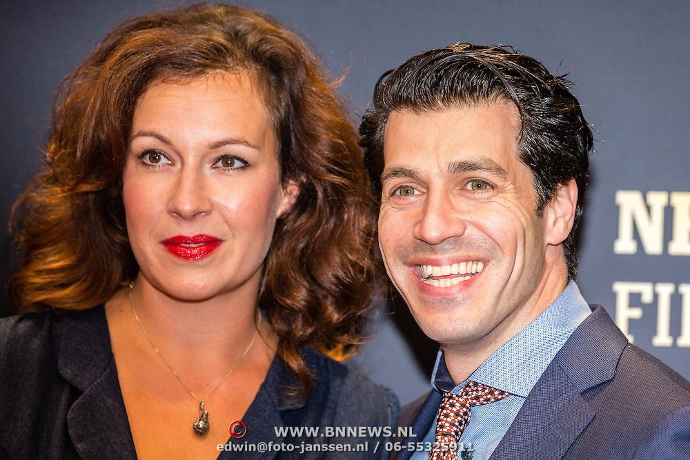 NLD/Utrecht/20160922 - inloop NFF 2016 - première Riphagen, Ohren Schrijver en .........