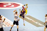 DESCRIZIONE : HandbaLL Cup Finale EHF Homme<br /> GIOCATORE : JONSSON Gunnar<br /> SQUADRA : Nantes <br /> EVENTO : Coupe EHF Demi Finale<br /> GARA : NANTES HOLSTEBRO<br /> DATA : 18 05 2013<br /> CATEGORIA : Handball Homme<br /> SPORT : Handball<br /> AUTORE : JF Molliere <br /> Galleria : France Hand 2012-2013 Action<br /> Fotonotizia : HandbaLL Cup Finale EHF Homme<br /> Predefinita :