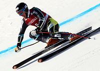Alpint<br /> World Cup / verdenscup<br /> 30.01.2011<br /> Chamonix Frankrike<br /> Foto: Gepa/Digitalsport<br /> NORWAY ONLY<br /> <br /> FIS Weltcup, Superkombination der Herren, Super G. Bild zeigt Lars Elton Myhre (NOR).