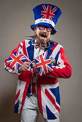 Matt Wall attends the fourth British Beard and Moustache Championships at the Empress Ballroom, Winter Gardens, Blackpool.