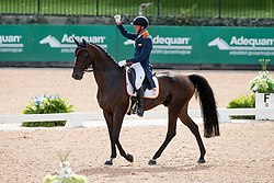 Kooremans Raf, NED, Henri Z<br /> World Equestrian Games - Tryon 2018<br /> © Hippo Foto - Dirk Caremans<br /> 14/09/2018
