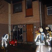 Binnenbrand Braam 7 Huizen