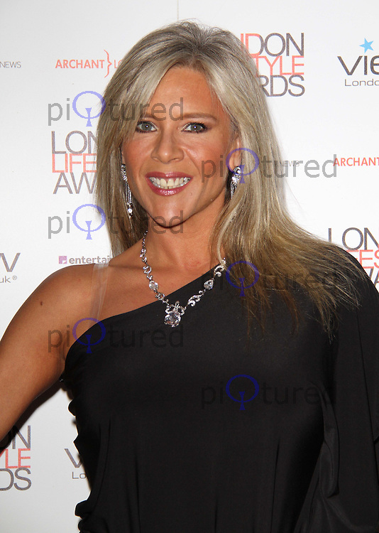 Samantha Fox London Lifestyle Awards, Park Plaza Riverbank Hotel, London, UK. 06 October 2011. Contact: Rich@Piqtured.com +44(0)7941 079620 (Picture by Richard Goldschmidt)
