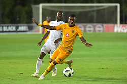 SOUTH AFRICA: JOHANNESBURG: Kaizer Chiefs player Teenage Hadebe battle for the ball with the Bidvest Wits Deon Hotto player during the Absa Premiership at the Bidvest Stadium, Gauteng.<br /> Picture: Itumeleng English/African News Agency(ANA)
