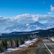 Somewhere south of Fairbanks, AK