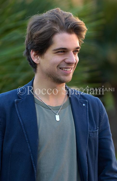 Iacopo Sarno .Natale da chef movie photocall, Rome, Italy - 05 Dec 2017
