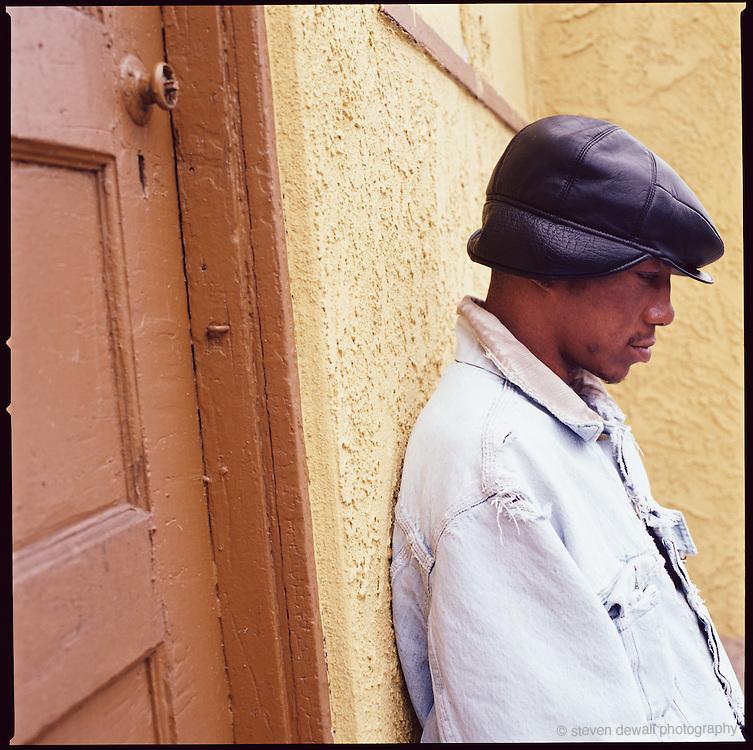 Adrian Thaws AKA Tricky in Los Angeles, CA. 2004