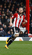 Brentford midfielder Alan Judge during the Sky Bet Championship match between Brentford and Derby County at Griffin Park, London, England on 20 February 2016. Photo by Andy Walter.