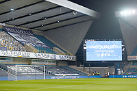 Football - 2020 / 2021 Sky Bet Championship - Millwall vs Queens Park Rangers - The Den<br /> <br /> The Equality branding displayed on the large screen before the game.<br /> <br /> COLORSPORT/ASHLEY WESTERN